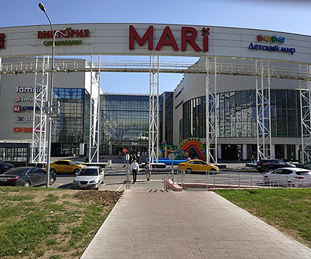 Москва Поречная улица, д. 10