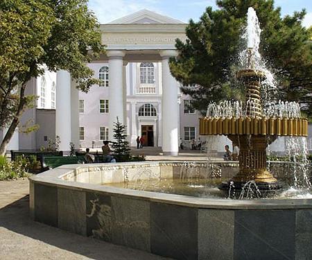 СКЦ Приморский